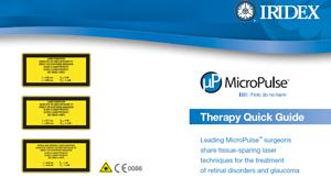 Guide d'utilisation MicroPulse