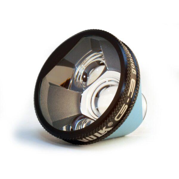 3 miroirs VG-3 Gonio Fundus avec collerette 1