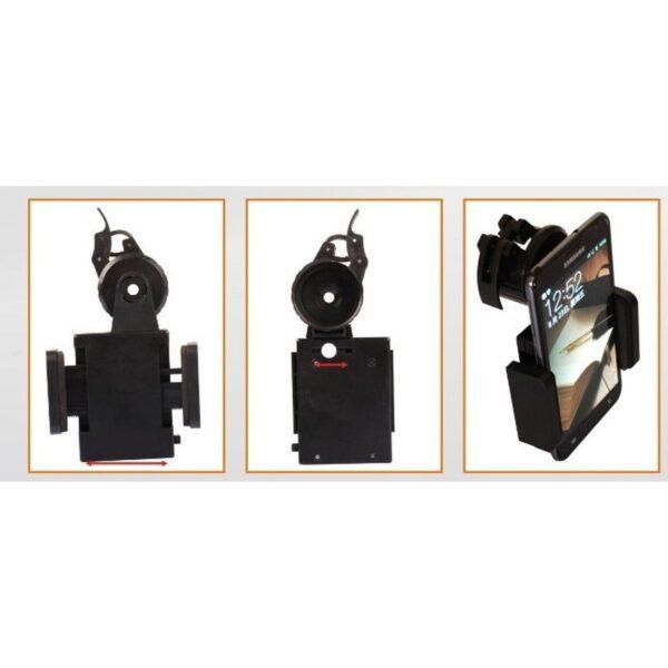 Adaptateur telephone pour lampe a fente 1
