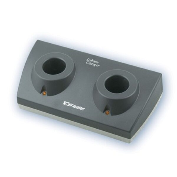 Chargeur double pour batteries Keeler 1