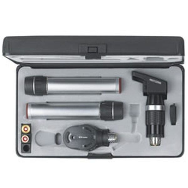 Kit Ophtalmoscope et Skiascope Professionnel LED 1