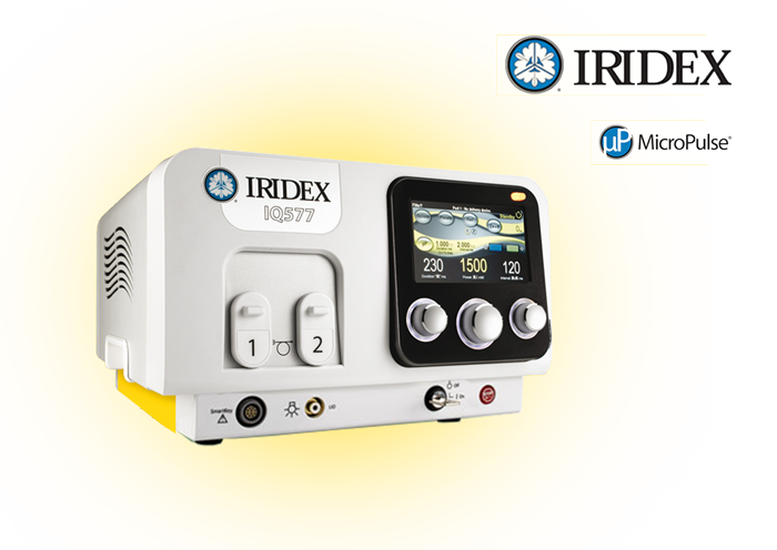 Iridex IQ 577 8