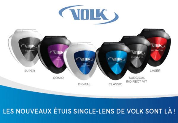 Etui de protection pour verre Volk