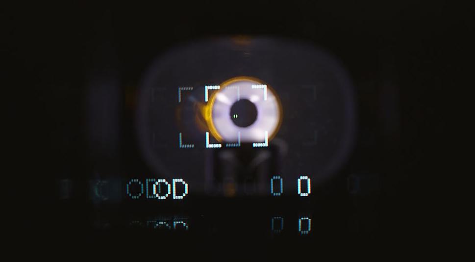 Tonomètre TonoCare avec système de positionnement intégré