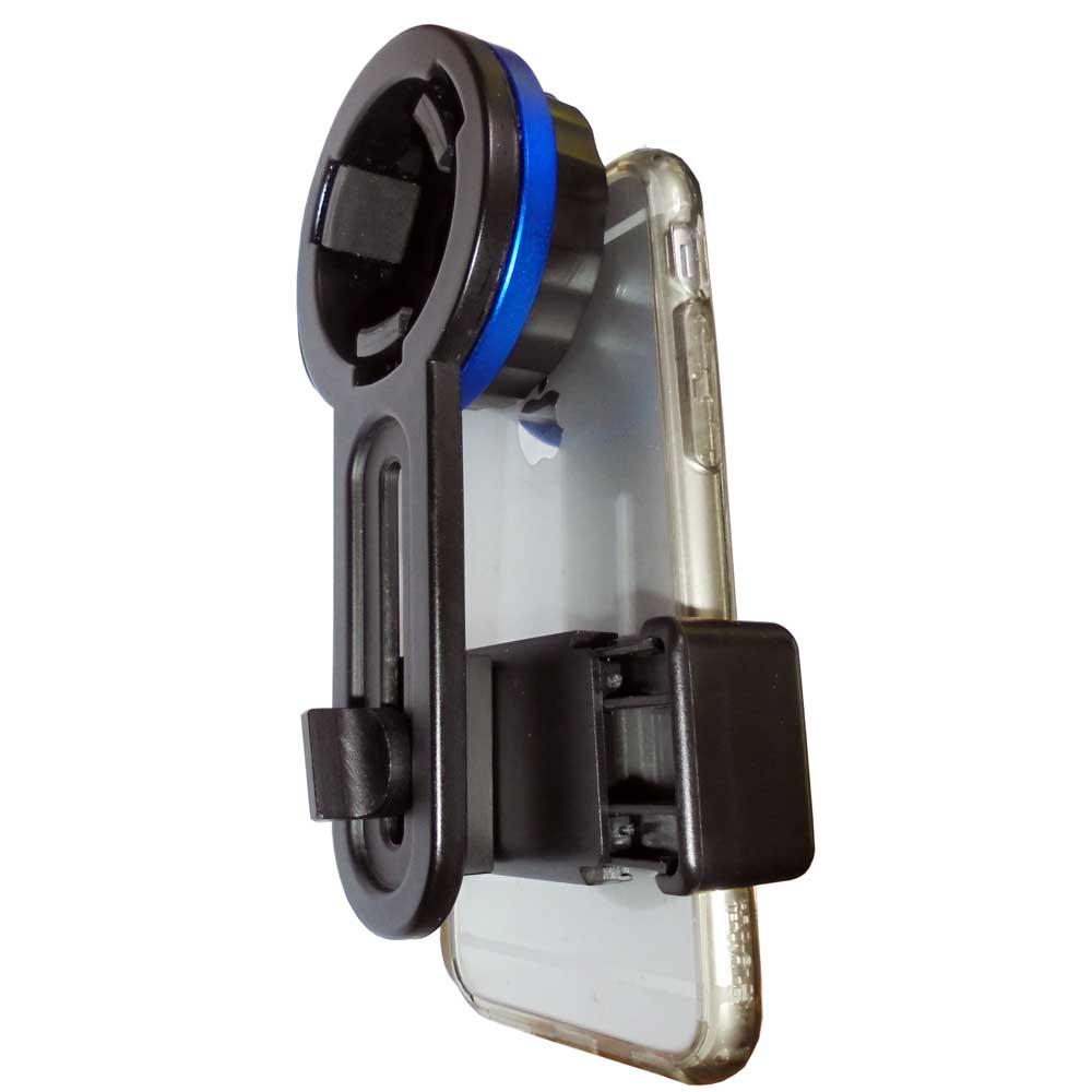 Adaptateur smartphone pour lampe à fente