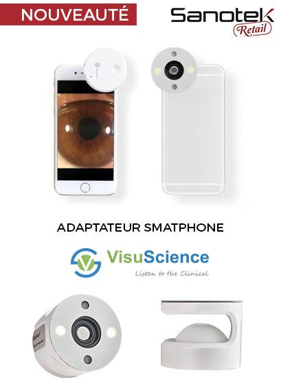 Adaptateur Smartphone VisuScience