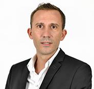 Responsable commercial Algérie, Tunisie - Frédéric Raynaut